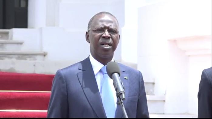 Gouvernement : Mahammed Dionne de retour