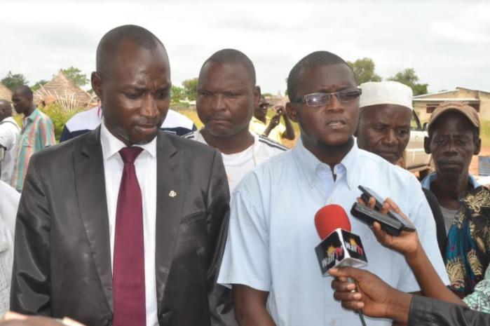 Kédougou :«L'éducation et la santé sont les deux leviers qui font développer un pays… Nous allons jouer notre partition dans la CMU/Elèves » (Hadji Cissé, maire)