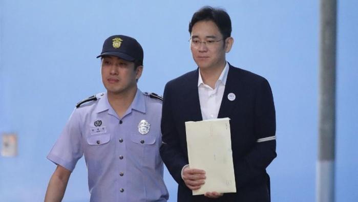 Procès de l'héritier de Samsung : le parquet veut une peine plus sévère en appel