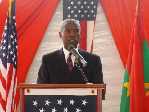 L'ambassadeur des Etats-Unis souhaite l'implication de tous pour faire face aux menaces sécuritaires