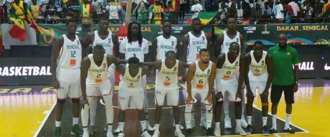 Classement FIBA - Les Lions 3ème en Afrique et 36e au niveau Mondial !