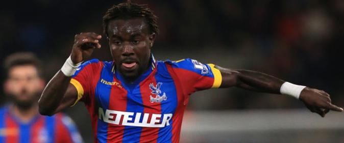 Crystal Palace: Pape Ndiaye Souaré élu meilleur joueur du mois de septembre