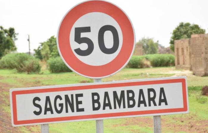 SAGNE BAMBARA OU LA MAIN D'UN ARCHITECTE DU DÉVELOPPEMENT