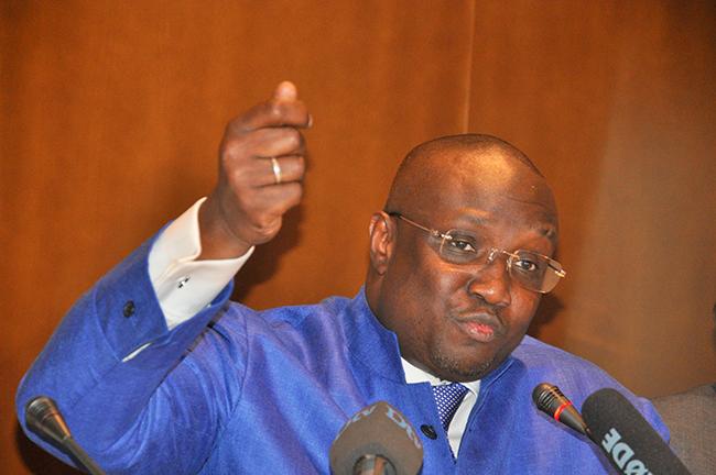 Dagana- Les jeunes de Mouhamadou Maktar Cissé sonnent la retraite politique d'Oumar Sarr du PDS