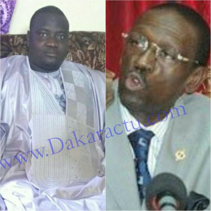 """MAKHTAR DIOP À DOUDOU WADE : """" C'est affreux de comparer l'exil de Serigne Touba au Gabon à celui de Karim Wade à Doha ''"""