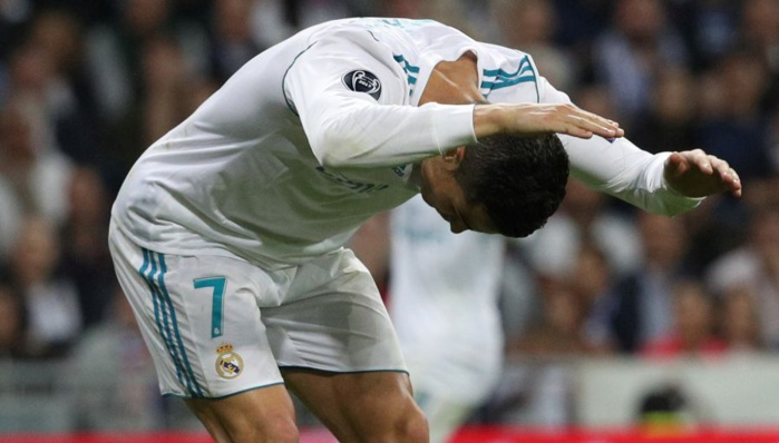 Ronaldo, la grosse colère (vidéo)