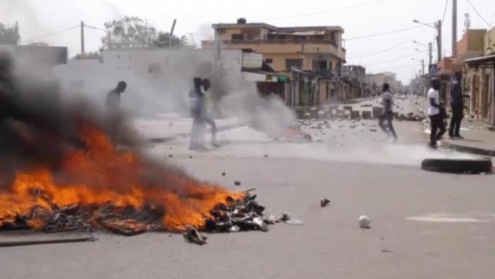 Crise au Togo : Les tentatives de médiation piétinent, Paris se dit « préoccupé ».