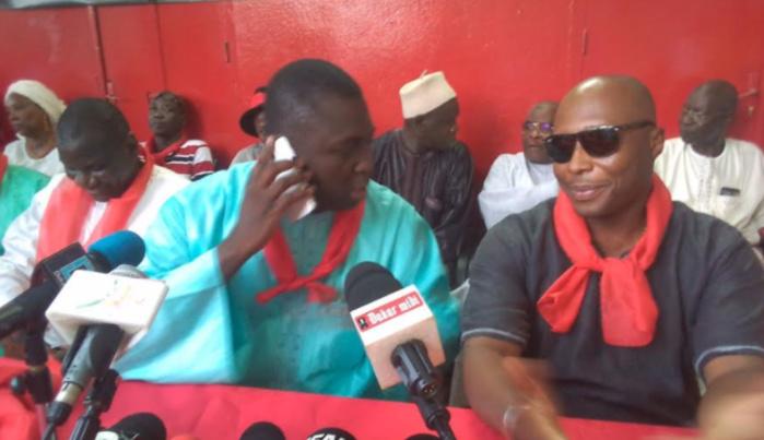 """Vendredi rouge à la Médina / Barthélémy Dias défie Ousmane Tanor Dieng :  """" A partir du 1er Décembre, Khalifa Sall sera SG du PS par intérim """""""
