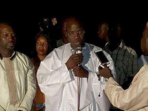 """Mouhamed Ndiaye, Coordinateur du mouvement 'Rahma': """" Notre objectif est de faire voter 300 000 personnes en 2019 au profit de l'Apr"""""""