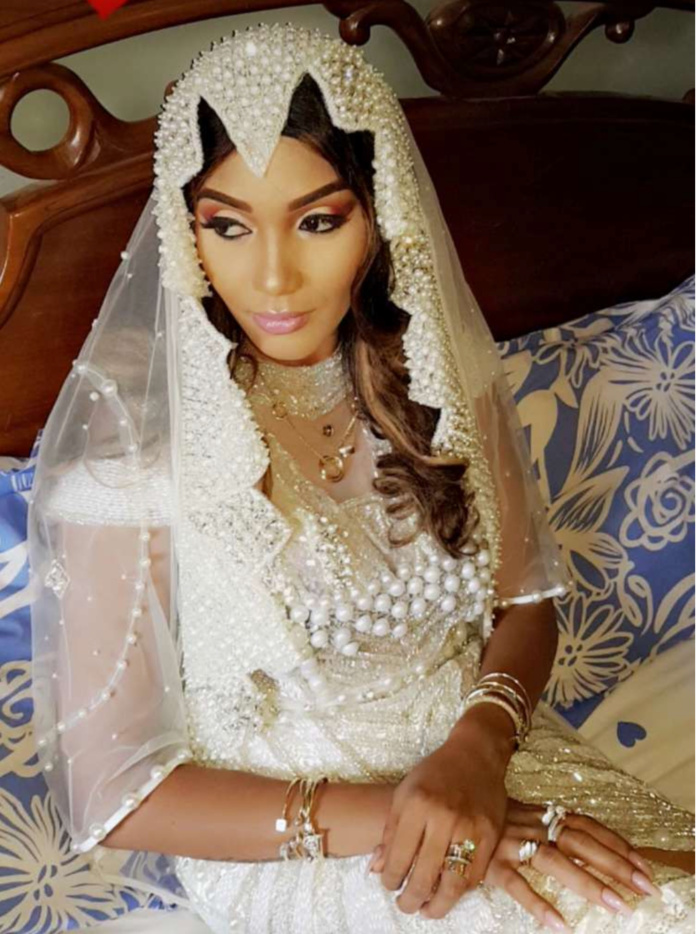 AL KHAYRI : Ça y est ! Ibou Touré et Adja Diallo sont officiellement mariés