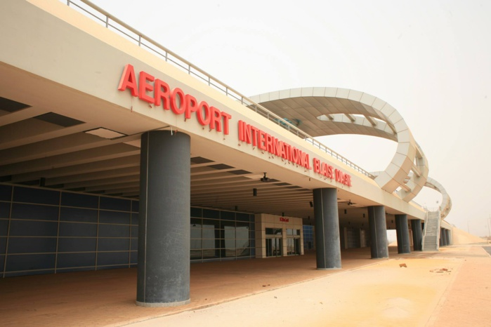 L'aéroport international Blaise Diagne a coûté 407 milliards de F CFA.