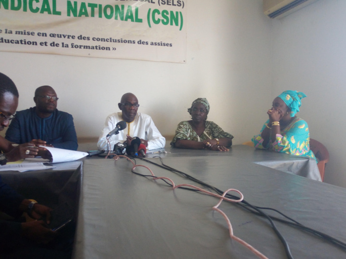 Souleymane Diallo : Le SELS va constamment investir les rues cette année pour le respect des accords signés avec le gouvernement