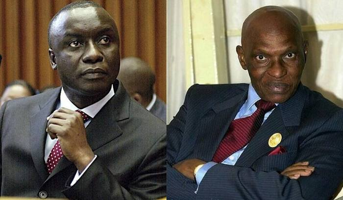 Idrissa Seck et Abdoulaye Wade, deux hommes, un même sort!