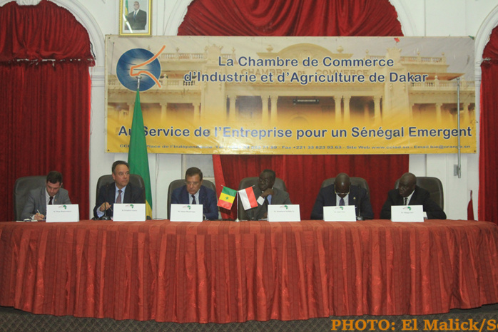 3ème  Mission internationale du CEMA : Dakar accueille plus de 100 entrepreneurs Monégasques en Afrique