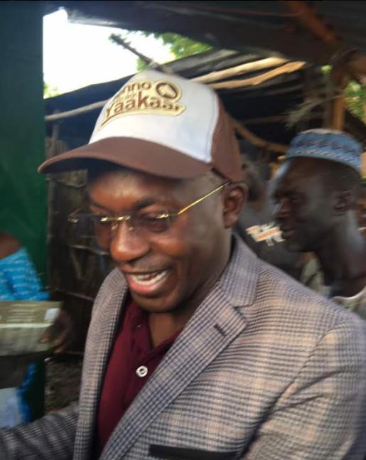 PRIX DU KG D'ARACHIDE FIXÉ À 210 frs - Abdou Ndiaye invite l'opposition à ne pas ' moisir ' dans le désespoir