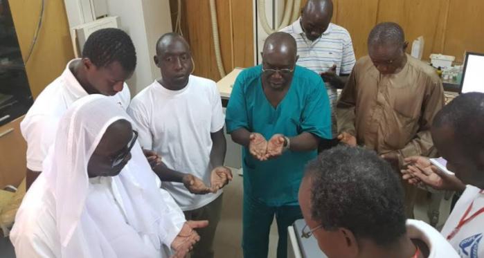 Magal de Touba : Diouf Sarr déploie les moyens a Darou Mousty