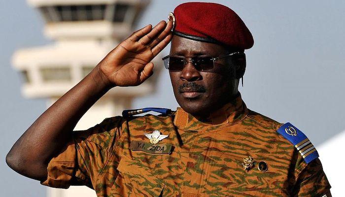 BURKINA FASO : Yacouba Isaac Zida de nouveau dans le collimateur de la justice