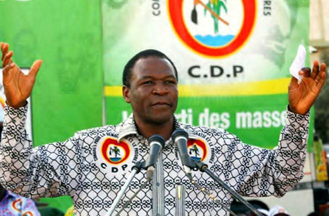 BURKINA FASO : François compaoré, le frère de l'ancien président Blaise Compaoré, arrêté à l'aéroport de Paris