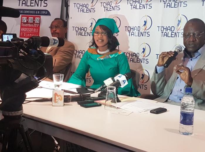 Tchad Talents : Une Sénégalaise pour piloter le salon des compétences et de l'emploi tenu au Tchad
