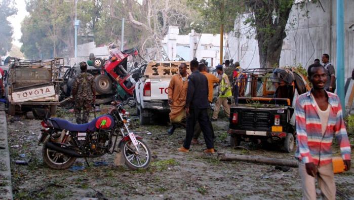 SOMALIE : Le bilan s'alourdit après l'attaque d'un hôtel du nord de Mogadiscio