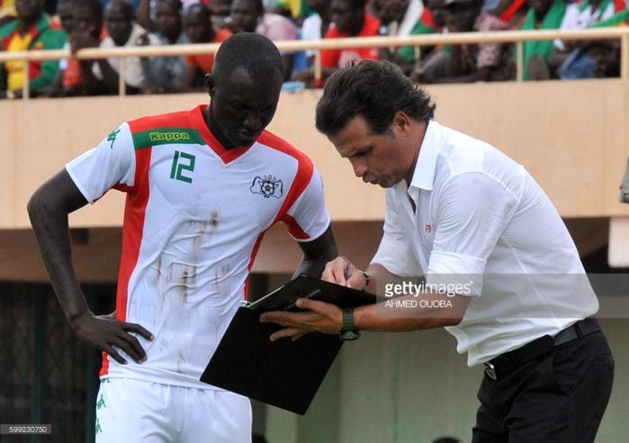 CM 2018 : Le sélectionneur du Burkina Faso refuse d'abdiquer