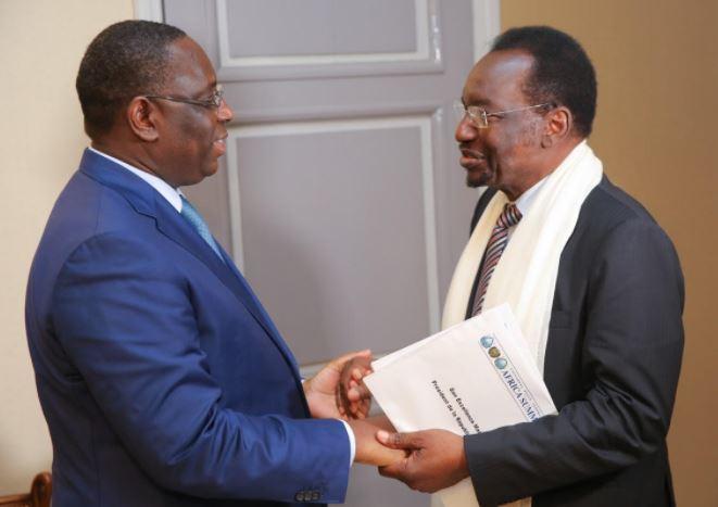 Sommet sur la paix et le dialogue entre peuples en Janvier 2018 : L'ancien Président Malien Diacounda Traoré remercie Macky Sall pour son soutien
