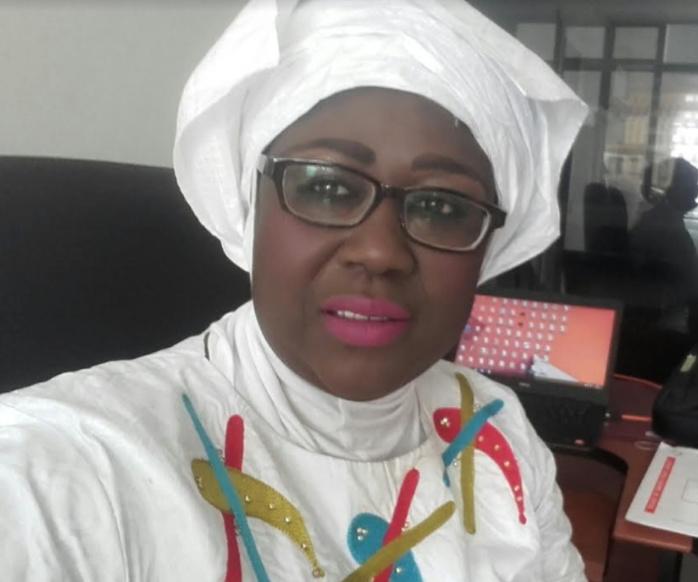 """Adji Mergane Kanouté, députée Bby : """" Sur la levée de l'immunité parlementaire de Khalifa Sall, je voterai selon ma conscience et mes arguments """""""