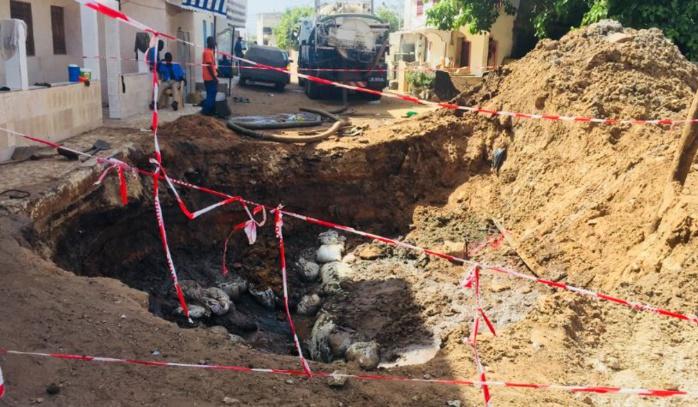Fuite de produit de la Sar à Thiaroye sur mer : « La situation est sous contrôle » selon un responsable