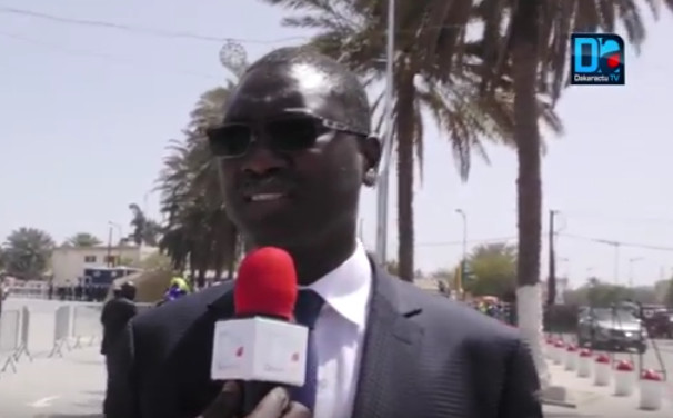 Rufisque : Ismaïla  Madior Fall fixe l'objectif aux apéristes