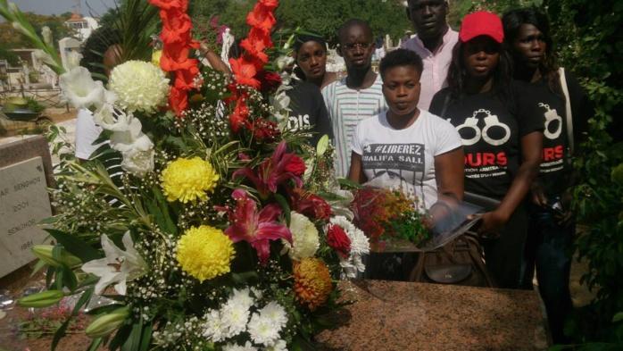 Fête de la Toussaint : Des socialistes proches de Khalifa Sall rendent hommage à Senghor
