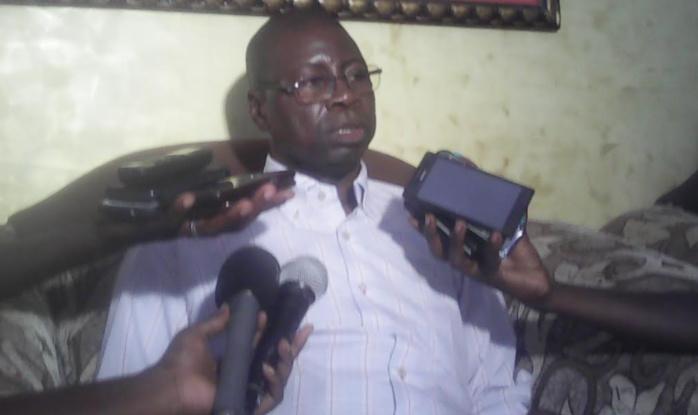 """Cheikh Tidiane Seck, responsable communal PS Kaolack :  """" La coordination communale du parti socialiste de Kaolack demande à ce qu'on applique les textes en vue d'exclure les dissidents """""""