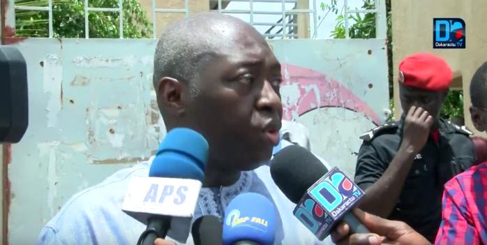 Mal gouvernance : « Les corps de contrôle doivent être envoyés maintenant au Port Autonome de Dakar », selon Mamadou Lamine Diallo