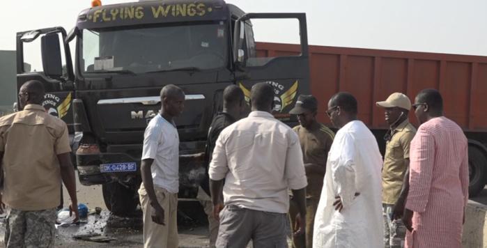 Le pire évité de justesse sur l'autoroute à péage: Témoin des faits, le ministre Alioune Sarr à la rescousse des rescapés