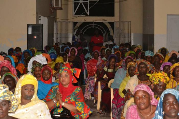 Yeumbeul Nord : Les femmes reçoivent un financement 6 millions de FCFA