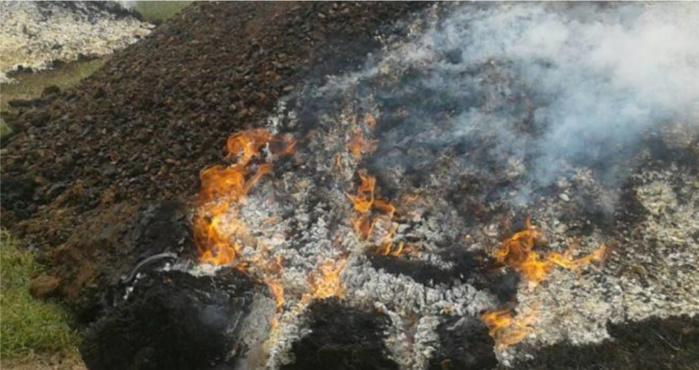 Sonacos Lyndiane : Un nouvel incendie s'est déclaré à Kaolack