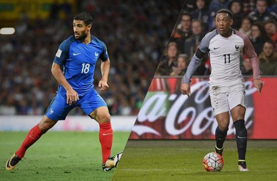 Nabil Fekir et Anthony Martial rappelés en équipe de France, Steven N'Zonzi et Benjamin Pavard convoqués