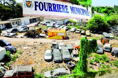 Contrôle routier de la Police et de la Gendarmerie : 113 véhicules immobilisés, et mis en fourrière