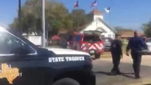 Une fusillade dans une église au Texas fait plusieurs victimes