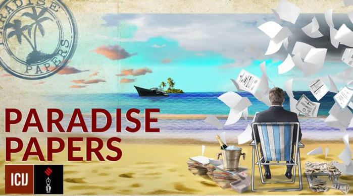 """TROUS NOIRS DANS LA FINANCE MONDIALE : Découverte de """"Paradise Papers"""""""
