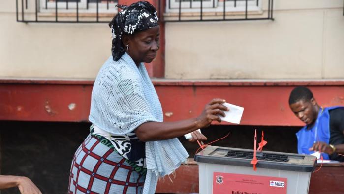 LIBERIA : la Cour suprême suspend le processus électoral la veille du second tour