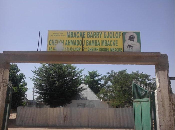 MBACKÉ BAARY DJOLOFF : Le lieu du départ en exil