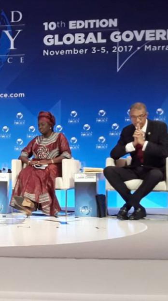 Pour être compétitifs sur le marché africain, les Occidentaux doivent se débarrasser de leurs préjugés (Mimi Touré)