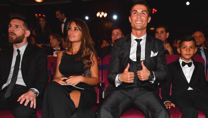 Ronaldo parie qu'il peut battre Messi