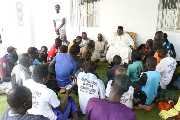 Magal Touba 2017: Les images du Magal chez Serigne Bass Khadim Awa Ba Mbacké