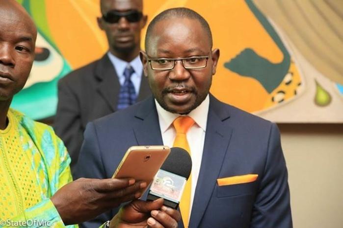 GAMBIE : Le ministre de l'Intérieur Mai Ahmad Faty limogé par Adama Barrow