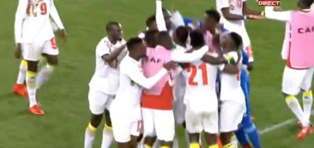 Le Sénégal se qualifie pour la Coupe du Monde en battant l'Afrique du Sud (2-0)