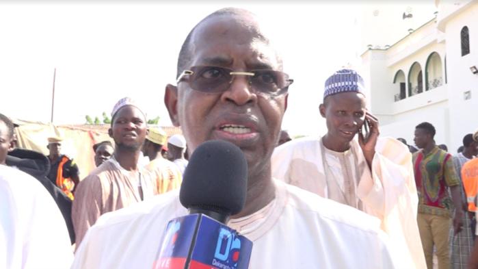 Sidi Lamine Niass, l'absent le plus présent lors de la venue du président Sall à Léona Niasséne
