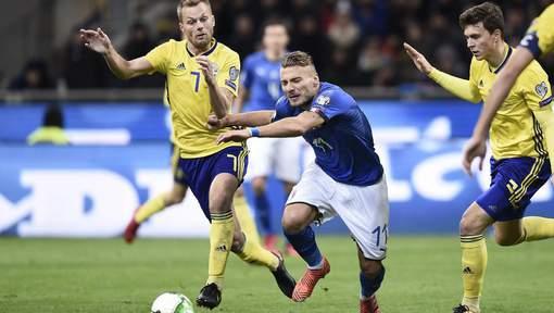 l'Italie ne jouera pas en Coupe du Monde