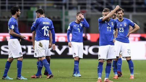 """""""Apocalypse"""", """"honte""""... La presse italienne se déchaîne"""