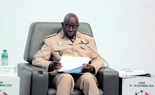 SÉCURISATION DES TERRITOIRES : Le Général Cheikh Guèye liste les contraintes des Armées